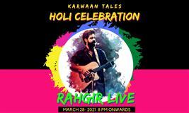 Holi Celebration at Shivpuri Rishikesh