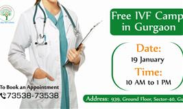 Free IVF Camp Gurgaon