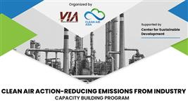 Clean Air Action – Reducing Emissions from Industries