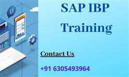 SAP IBP Training | SAP Integrated Business Planning Corporate Training