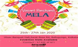 Krishna Exhibitions - Vasant Panchami Mela at Kolkata - BookMyStall
