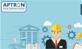 Best 6 Months 6 Weeks Industrial Training with Live Project in Noida- APTRON
