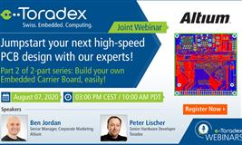 Jumpstart your next high-speed PCB design with our experts!