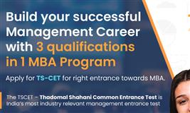 Build your successful career with 3 qualifications in 1 MBA program