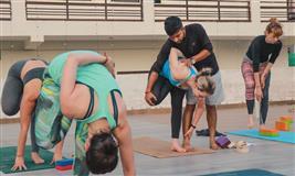 Best 200 Hour Yoga Teacher Training Course In Rishikesh