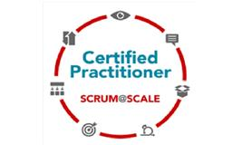 Scrum@Scale Certified Practitioner Certification Training
