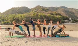 4 Days Yoga Retreat in Rishikesh
