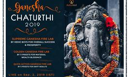 2019 Ganesha Chaturthi