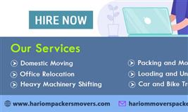 Packers and Movers Ludhiana | Call 9918525081| Hariom movers and packers Ludhiana