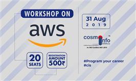 Workshop on Amazon Web Services(AWS)