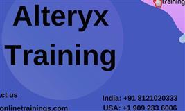 Alteryx Training |Alteryx Online Training-Global Online Trainings