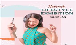 Maverick Lifestyle Exhibition in Kolkata - BookMyStall