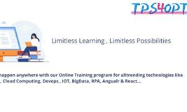 RPA Online Training | Tps4opt