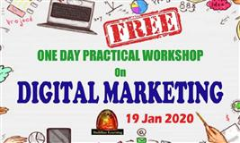 One Day Free Workshop On Digital Marketing