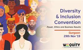 WEQUiTY : Diversity & Inclusion Convention 2019 Power, Ethics And Business Results