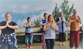 8 Days Yoga Therapy Wellness Retreat in Rishikesh, India
