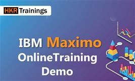 Maximo online training
