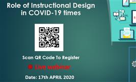Learning Shots: Role of an Instructional Design in COVID-19 times