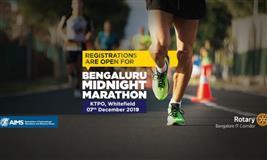 Bengaluru Midnight Marathon 2019