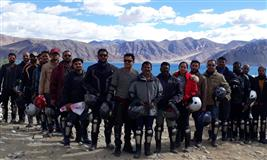 LEH LADAKH BIKE EXPEDITION- 13 DAYS/ 12 NIGHTS- 2021