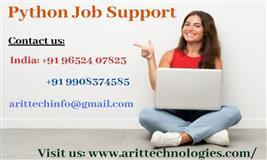 Python Job Support | Python Online Job Support - AR IT