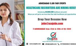 E-job Fair Healthcare Recruiters Are Hiring Here!!!!