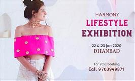 Harmony - Lifestyle Exhibition 4th Edition at Dhanbad - BookMyStall