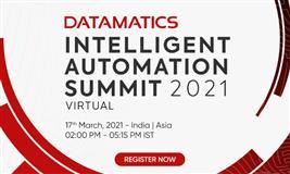 Datamatics Intelligent Automation Summit 2021