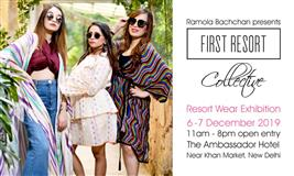 First Resort Collective December 2019 - Resort Wear Exhibition by Ramola Bachchan