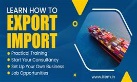 Learn Exim business from home in Surat