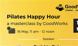 Pilates Happy Hour by GoodWorks