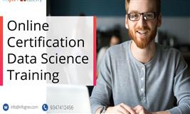 Online Data Science Training by Infogrex