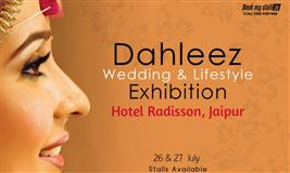 Dahleez Fashion & Lifestyle Exhibition at Jaipur - BookMystall