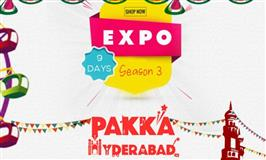 Pakka Hyderabad Season 3 - Biggest Shopping Carnival at Hyderabad - BookMyStall