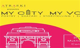 MY CITY MY VOICE CHAPTER 12 (DELHI)