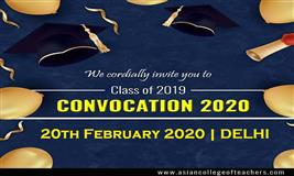 Convocation Ceremony - Delhi