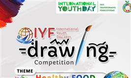 International Youth Day Drawing Competition - IYD 2021