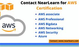 Contact NearLearn for AWS Certification