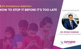 Kid's Smartphone Addiction: How to stop it before it's too late.