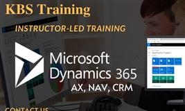 Microsoft Dynamics 365 CRM Training at KBS Training institute
