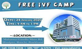 Free IVF Camp Ranchi