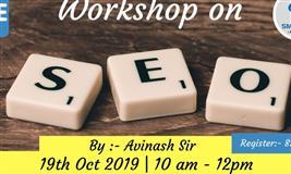 Workshop on SEO