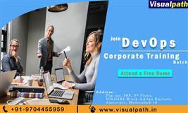 DevOps Corporate Training in Hyderabad | DevOps Project Training