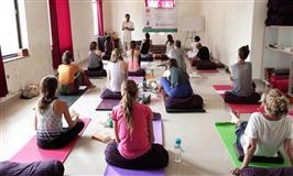 Yoga Teacher Training in Rishikesh by Ekam Yogashala