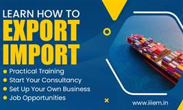 Learn import export from home in Mumbai