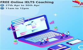 Free Online IELTS Coaching
