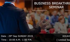 BUSINESS BREAKTHROUGH Seminar