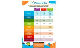 Online Programing Courses at Kidotronics