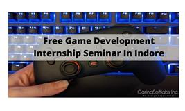 Game Development Internship At Indore