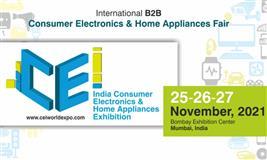 India Consumer Electronics & Home Appliances Exhibition 2021
